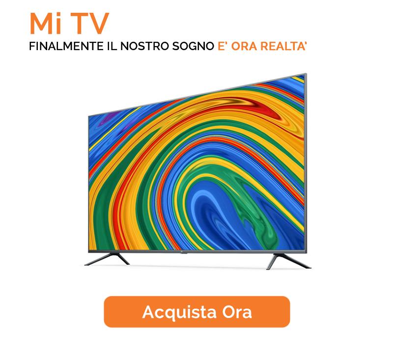 Mi TV banner